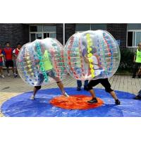 Durable Inflatable Bumper Ball/Body Zorb Ball for Football Games Manufactures