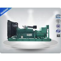 Prime power 1005 KW / 1256 KVA Open Diesel Generator Cummins Engine with ComAp AMF25 Manufactures