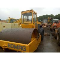 China Used Bomag BW213D CA251D CA30D Road Roller , Secondhand Cheap Small Road Roller For Sale on sale