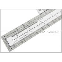Quality Aviation Supplies Ultimate Fixed Plotter For VFR Aeronautical Charts With for sale