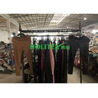 Ladies Used Clothing , American Style Second Hand Winter Clothes For Women Manufactures