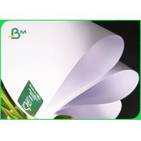 High Brightness Offset Printing Paper 53 GSM 60GSM 70GSM Bond Paper For Exercise Book Manufactures