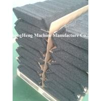 Mould Pressing Roof Panel Roll Forming Machine For Coated Metal Roofing Tiles Manufactures