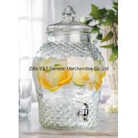 Buy cheap Capacity 11.3L cold glass beverage dispenser for home&bar&hotel,eco-firendly from wholesalers