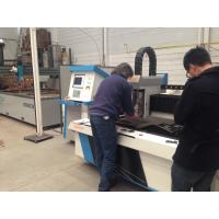 Electrical cabinet Stainless steel laser cutting machine with laser power 800W