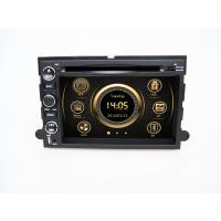 China FORD DVD Navigation System , 2din Car Stereo with Navigation Touchscreen for Ford Mustang Fusion on sale