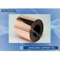 Extraordinary strength Rolled Copper Foil for transformer winding Manufactures