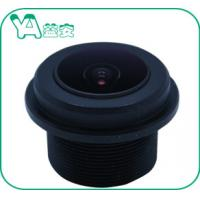 3MP High Resolution Lens , 1/3'' F2.0 M12 Ip Camera Zoom Lens 190° Wide Angle