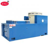 10KN Dynamic Testing Equipment , Industrial Shaker Table With Horizontal Slip Table Manufactures