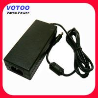 RoHS DC 12V 5A 60W Desktop Switching Power Supply With EU / UK Cord Manufactures