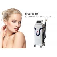 Fast Treatment Laser Body Hair Removal Machine Single Phase Grounded Outlet