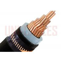 China Single Core Screened PVC Sheathed MV Cable on sale