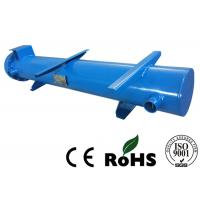 Copper Nickel Alloy Marine Condensing Unit , Brass Brazing Shell Type Heat Exchanger Manufactures