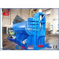 Buy cheap Scrap Baler Logger Hydraulic Baling Press Machine For Light Scrap Metal Compact into Bales from wholesalers