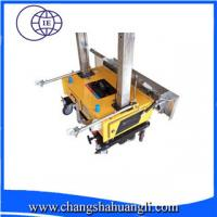 High Quality Competative Price  Wall Cement Rendering Machine/India Wall Plastering Machine Manufactures