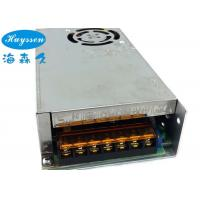 24 V 10a Led Switching Power Supply 240w , Industrial High Efficiency Led Driver Manufactures
