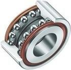 angular contact ball bearing 7306C single row bearing 30*72*19mm NTN bearing Manufactures