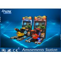 Motor Hero Motorbike Arcade Machine / Racing Game Simulator Machines Coin Operated Manufactures
