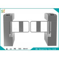 TCP / IP Security Safe Automatic Swing Gate Water resistance Smart Turnstile Manufactures