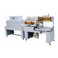 QL5545 Automatic L-type Sealer&BS-D4520 Shrink tunnel Manufactures
