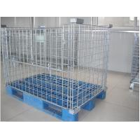 Warehouse Storage Cages container Retail Shop Equipment For Supermarket Manufactures