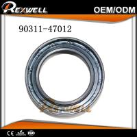 Buy cheap Left Axle Oil Seal 90311-47012 For Toyota / Lexus LX470 GX470 4Runner Tacoma from wholesalers