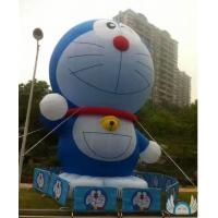 Quality Oxford Cloth PVC Tarpaulin With Light Cartoon Inflatable Toys Custom Made for sale