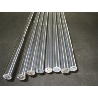 Round CK45 Hard Chrome Plated Steel Rod / Cold Drawn Steel Bar Manufactures