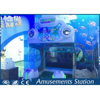 3D Visual Effects Kid Arcade Shooting Game Machines 42 Inch Screen Manufactures