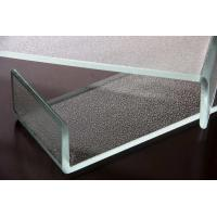 CE Certificated 6mm U shaped channel glass Manufactures