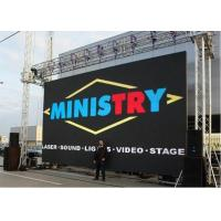Rental Mobile Led Display Full Color Video Screen , Led Mobile Billboard Manufactures