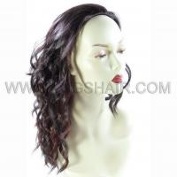 Synthetic Half Wigs (AW-032) Manufactures