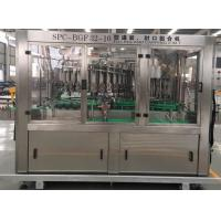 Quality Soft Drink Carbonated Beverage Filling Machine Long Distance Control System for sale