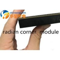 Quality Outdoor Indoor P5.95 Curve Led Display Screen Sign 250x250mm Radian Corner for sale