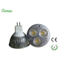 Good heat warm white 3W DC12V E27 / MR16 LED spotlight fixture, 50 mm Manufactures