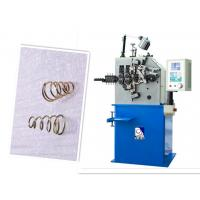 Stable Torsion Spring Making Machine Two Axes For Diameter 0.15 - 1.6mm Wire Manufactures