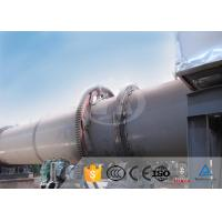 China Electric Calcination Rotary Kiln Cement Plant Quicklime Production Plant on sale