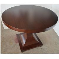 wooden Dining table for hotel furniture/casegoods DN-0012 Manufactures
