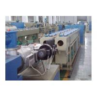 Buy cheap Full Automatic Conical Twin Screw Extruder , PVC Pipe Production Line​ With from wholesalers