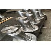 18CrNiMo7-6 Forged Round Bar Blanks Anealing Heat Treatment And  Rough Turned Manufactures