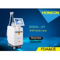 Painless 808nm Diode Laser For Hair Removal , Chest Hair Removal Machine shr Manufactures