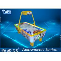 CE Certificated Arcade Hockey Table / Ice Hockey Arcade Machine 350W Manufactures