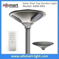 Buy cheap New 15W 1500lm UFO Solar Garden Lights All In One Parking Lot Lamp Solar Energy from wholesalers