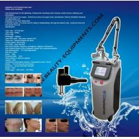 Buy cheap Medical Clinic Use Co2 Fractional Laser, Co2 Cutting Laser Machine from wholesalers