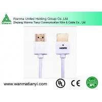 New Premium HDMI Cable AWM 20276 Cable HDMI with Ethernet for 3D 4K Ultra HD Manufactures