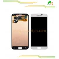 Replacement LCD screen For Samsung S5 Display with Touch Screen Digitizer Assembly I9600 Manufactures