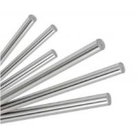 CK45 Hydraulic Piston Rods , Chrome Plated Bar High Precision Manufactures
