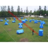 inflatable paintball field inflatable paintball bunkers inflatable paintball arena Manufactures