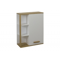 Classic Adult Assembly 10KG Mdf Bathroom Cabinet For Storage Manufactures