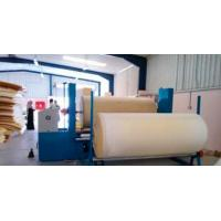 High Accuracy Coil Stock Measure Machine To Measuring For Fabrics / Foam / Clothine Manufactures